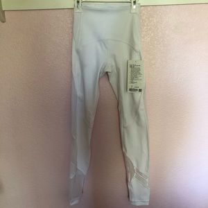 Lululemon Leggings Clear the Court HR Tight 28""
